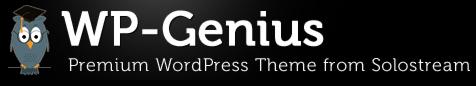 WP-Genius Premium WordPress theme